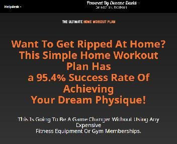 Ultimate Home Workout Plan discount code
