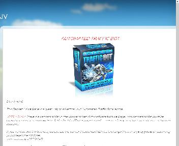 Automated Traffic Bot discount code