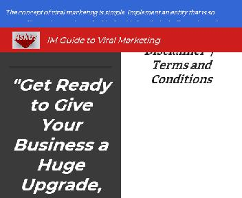 IM Guide to Viral Marketing discount code