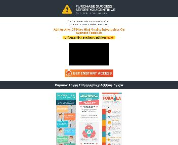 Infographics Business Edition Upgrade discount code