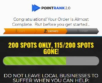 POINTRANK 2.0 Local discount code