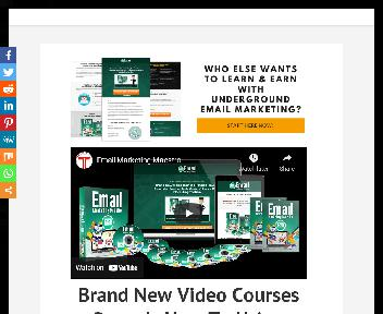 Email Marketing Maestro X Coupon Codes