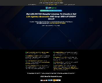 LSA Agency Reseller - 500 Licenses - DS discount code