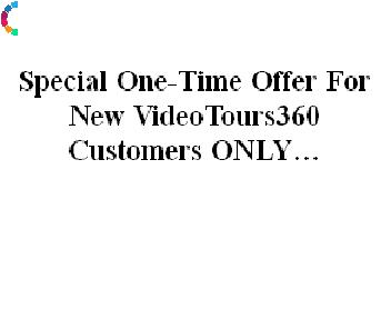 VideoTours360 - Pro Unlimited - Monthly discount code