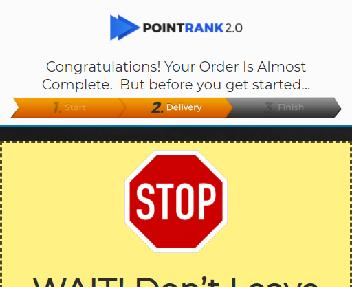 POINTRANK 2.0 Pro Discounted discount code
