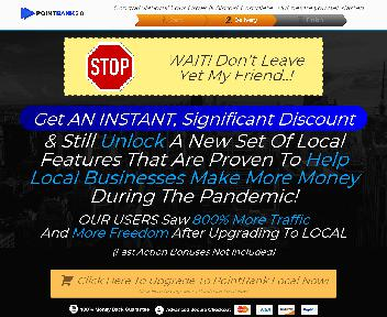 POINTRANK 2.0 Local Discounted discount code