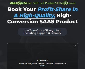Adplify Agency Pro Yearly discount code