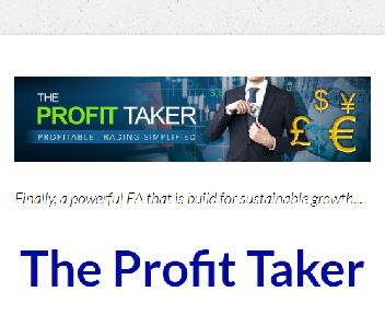 The Profit Taker: Gold Package discount code