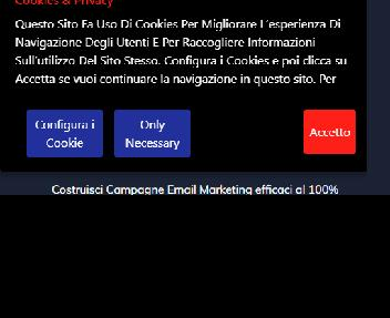 Corso Email Marketing discount code