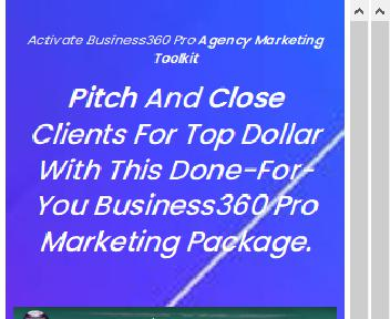 Business360 Suite Agency Toolkit discount code