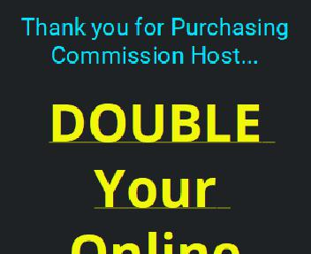 Commission Host PRO for Unlimited Sites discount code