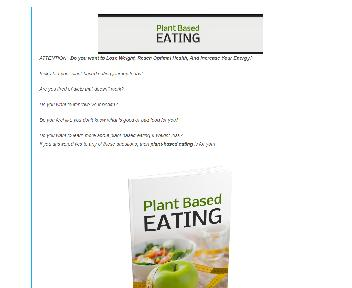 Plant Based Eating For Weight Loss discount code