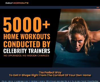 The Workout Fire discount code