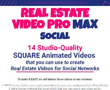 Real Estate Video Pro 8 discount code