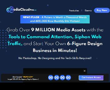 MediaCloudsPro 2.0 - Agency Rights discount code