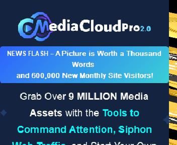 MediaCloudsPro 2.0 - Personal Use discount code