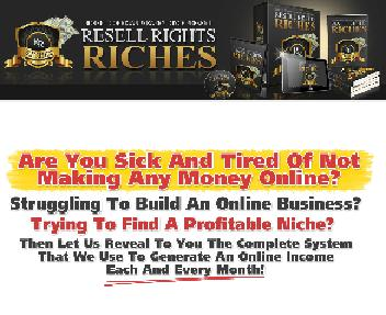 Resell Rights Blueprint PLR discount code