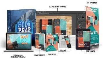 Book Brag - Bundle Package For Book Author & Self Publisher discount code
