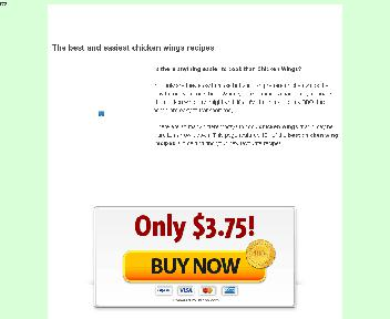 101 Chicken Wing Recipes Coupon Codes