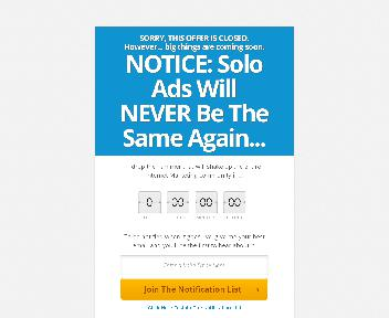 The Definitive Solo Ad Rolodex Coupon Codes