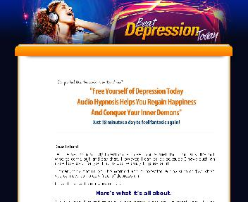 Free Yourself of Depression Today With the Power of Hypnosis. Coupon Codes