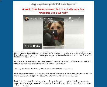 Dog Dayz Boarding Complete Pet Care Service Coupon Codes
