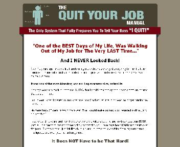 How To Quit Your Job Coupon Codes