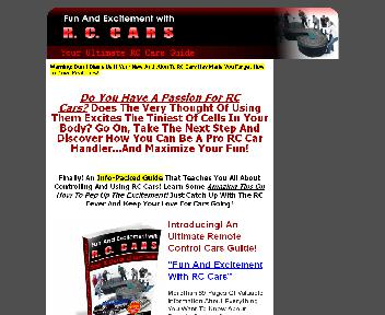 Fun And Excitement With RC Cars Coupon Codes