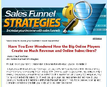 Sales Funnel Strategies Coupon Codes