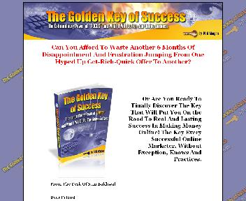 The Golden Key Of Success Coupon Codes