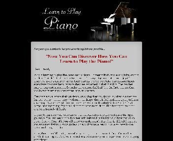 How To Play The Piano Coupon Codes