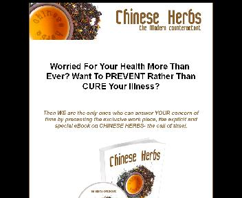 Chinese Herbs Coupon Codes