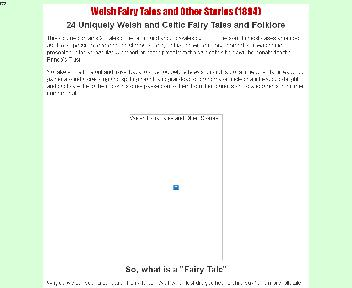 Welsh Fairy Tales and Other Stories (1894) discount code