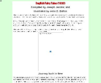 English Fairy Tales Coupon Codes