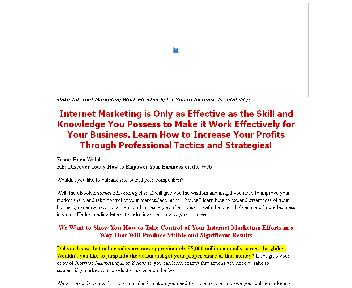 Internet Marketing A To Z Coupon Codes