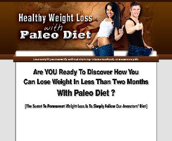 Healthy Weight Loss With Paleo Diet Coupon Codes