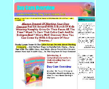 Day Care Overview Coupon Codes