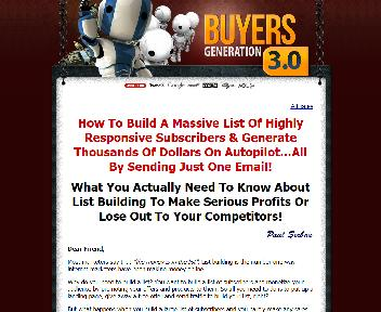 buyers generation Coupon Codes