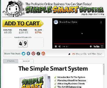 Simple Smart System Coupon Codes