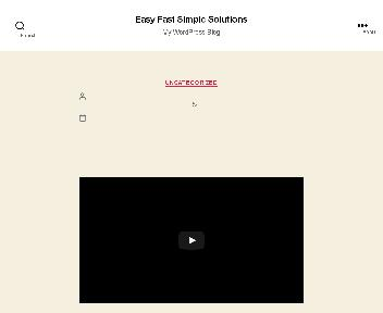 Easy Fast Simple SEO Coupon Codes