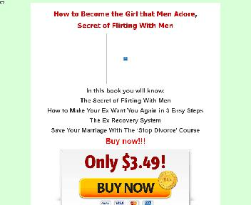 How to Become the Girl that Men Adore Coupon Codes
