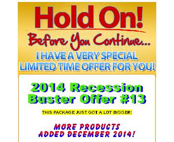 2014 Christmas Niche Collection Coupon Codes