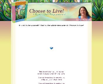 Choose to Live Coupon Codes