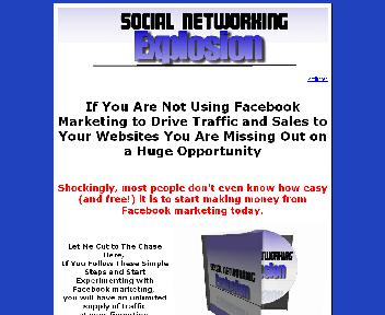 Social Networking Explosion Coupon Codes