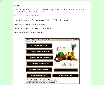How To Eat Healthy Foods 5 Niche Software Coupon Codes