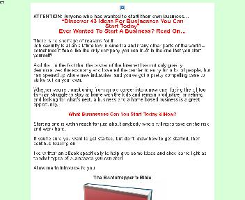 The Bootstrappers Bible Comes with Master Resale/Giveaway Rights Coupon Codes