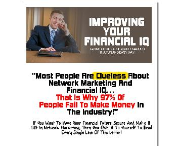 Improve Your Financial IQ Coupon Codes