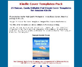 Kindle Cover Templates Coupon Codes