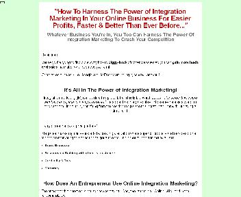 Why Integration Marketing Coupon Codes