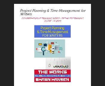 Project Planning & Time Management for Writers Coupon Codes